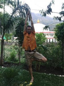 Yoga with Yucca